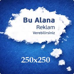 Gebze.Org Firma Rehberi 250x250 Reklam Alanı (1)